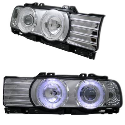 MotorBlvd - BMW 5 Series Headlights - Image 1
