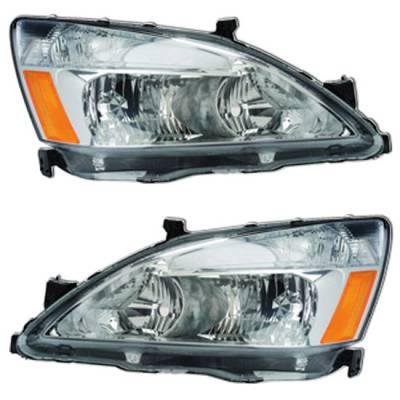 Headlights & Tail Lights - Headlights - MotorBlvd - Honda Headlights