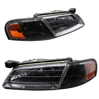 Headlights & Tail Lights - Headlights - MotorBlvd - Nissan Altima Headlights