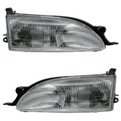 Headlights & Tail Lights - Headlights - MotorBlvd - Toyota OEM Headlights
