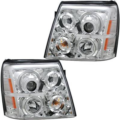 MotorBlvd - Cadillac Headlights