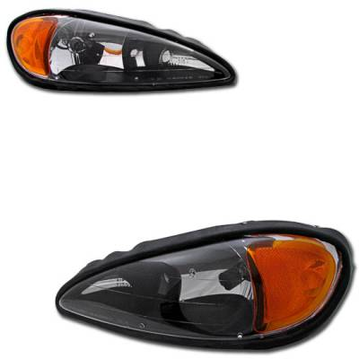 Headlights & Tail Lights - Headlights - MotorBlvd - Pontiac Headlights