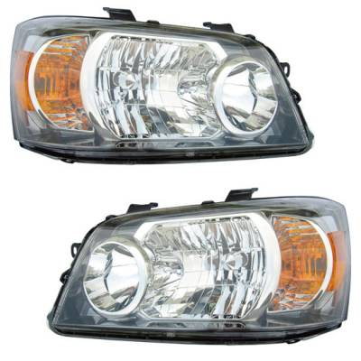 Headlights & Tail Lights - Headlights - MotorBlvd - Toyota Headlights