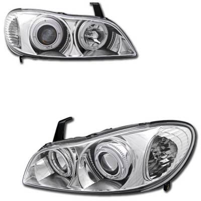 Headlights & Tail Lights - Headlights - MotorBlvd - Infiniti Headlights