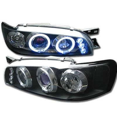 Headlights & Tail Lights - Headlights - MotorBlvd - Subaru Headlights
