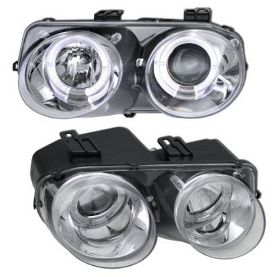 Headlights & Tail Lights - Headlights - MotorBlvd - Acura Integra Headlights