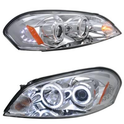 Headlights & Tail Lights - Headlights - MotorBlvd - Chevrolet Headlights