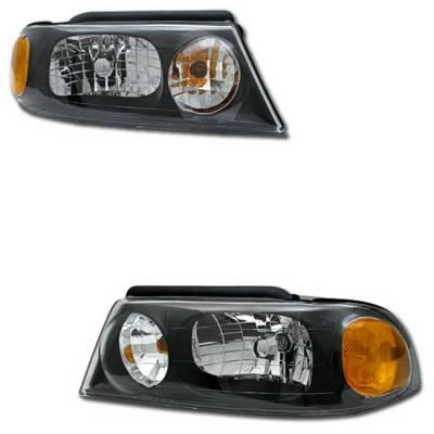 Headlights & Tail Lights - Headlights - MotorBlvd - Lincoln Headlights