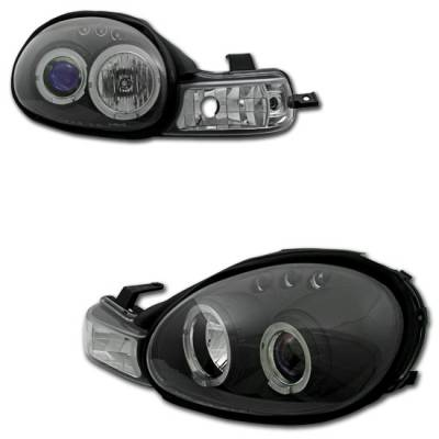 Headlights & Tail Lights - Headlights - MotorBlvd - Dodge & Plymouth Neon Headlights