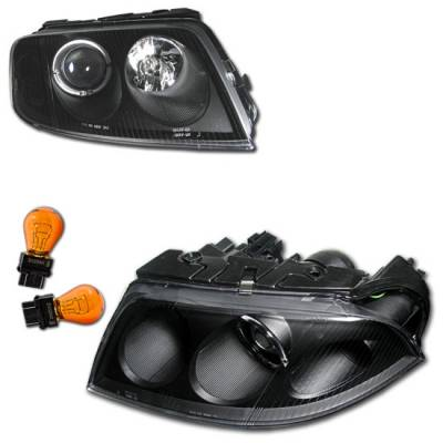 Headlights & Tail Lights - Headlights - MotorBlvd - Volkswagen Passat Headlights