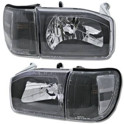 Headlights & Tail Lights - Headlights - MotorBlvd - Nissan Pathfinder Headlights