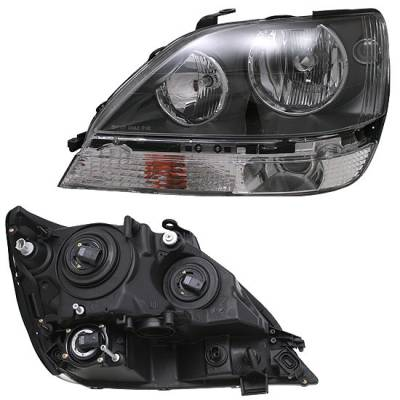 Headlights & Tail Lights - Headlights - MotorBlvd - Lexus Headlights