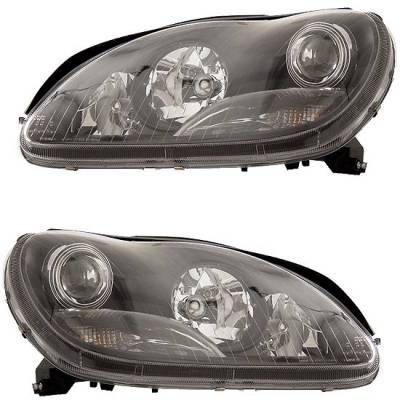 Headlights & Tail Lights - Headlights - MotorBlvd - Mercedes Headlights