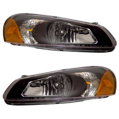 Headlights & Tail Lights - Headlights - MotorBlvd - Chrysler Headlights