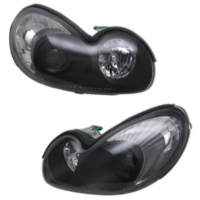 Headlights & Tail Lights - Headlights - MotorBlvd - Sonata Projector Headlights