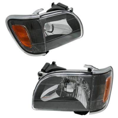 Headlights & Tail Lights - Headlights - MotorBlvd - Toyota Headlights