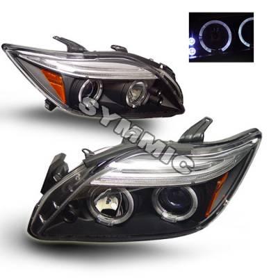Headlights & Tail Lights - Headlights - MotorBlvd - Scion TC Headlights