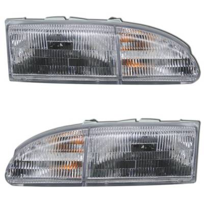 Headlights & Tail Lights - Headlights - MotorBlvd - Ford Headlights