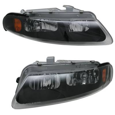 Headlights & Tail Lights - Headlights - MotorBlvd - Chrysler Tail Lights