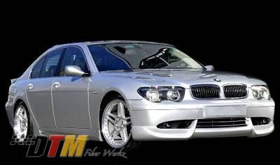 7 Series - Front Bumper - DTM Fiberwerkz - BMW 7 Series DTM Fiberwerkz ACS Style Front Apron - E6502ACS