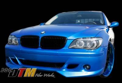 7 Series - Front Bumper - DTM Fiberwerkz - BMW 7 Series DTM Fiberwerkz ACS Style Front Apron - E6505ACS