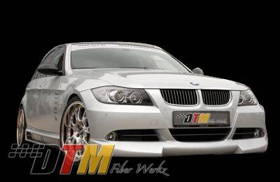 DTM Fiberwerkz - BMW 3 Series 4DR DTM Fiberwerkz RG Style Front Lip - E92-RG-STYLE