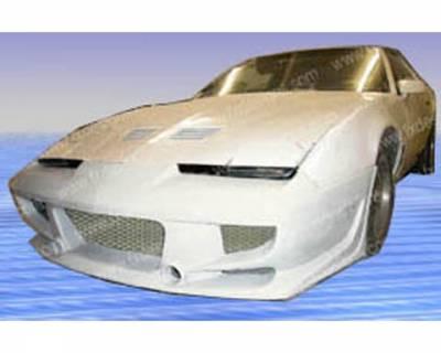 Firebird - Front Bumper - FX Design - Pontiac Firebird FX Design Front Bumper Cover - FX-1055