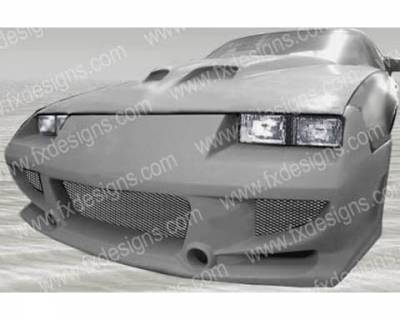 FX Design - Chevrolet Camaro FX Design Front Bumper Cover - FX-754