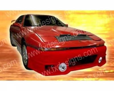 FX Design - Toyota Supra FX Design Front Bumper Cover - FX-985