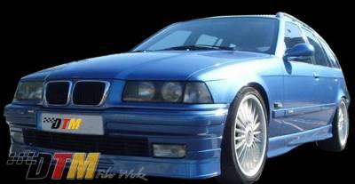 DTM Fiberwerkz - BMW 3 Series DTM Fiberwerkz Alpina Style Front Lip - E36 Alpina S