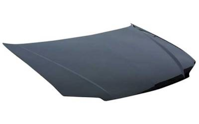 Del Sol - Hoods - JSP America - JSP America Carbon Fiber Hood with Vent - CFH011MF