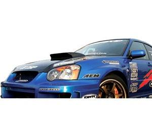 Impreza - Hoods - JSP - Subaru Impreza JSP OEM Style Carbon Fiber Hood - CFH058