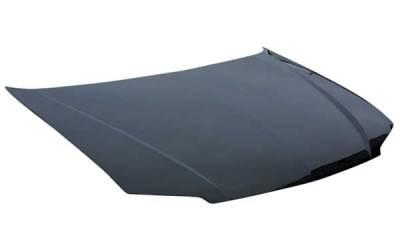 Cavalier 4Dr - Hoods - JSP America - JSP America Carbon Fiber Hood with Vent - CFH066MF