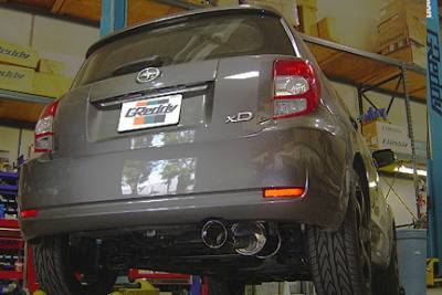 Exhaust - Greddy - Greddy - Scion xD Greddy Spectrum Elite Exhaust System - 10117955