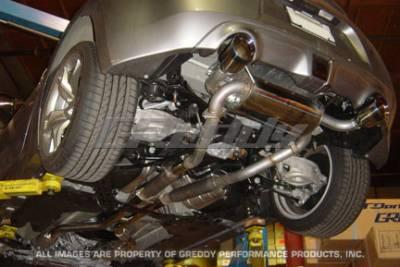 Exhaust - Greddy - Greddy - Nissan 370Z Greddy Spectrum Elite Exhaust System - 10127962