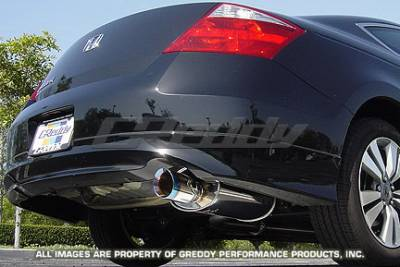 Greddy - Honda Accord Greddy Spectrum Elite Exhaust System - 10157962