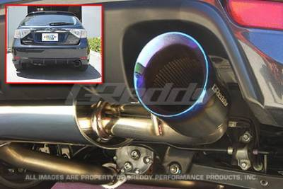 Exhaust - Greddy - Greddy - Subaru WRX Greddy Spectrum Elite Exhaust System - 10167953