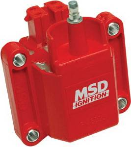 Ignition Systems - Ignition Coils - MSD - GM MSD Ignition Coil - External HEI Coil - Hi Performance - 8226