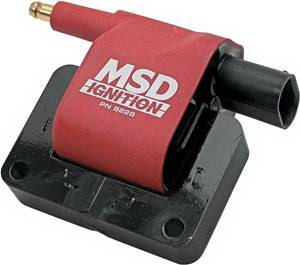 Ignition Systems - Ignition Coils - MSD - Chrysler MSD Ignition Coil - 8228