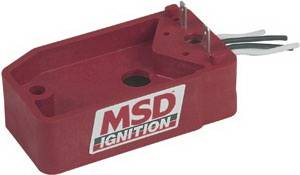 Ignition Systems - Ignition Coils - MSD - GM MSD Ignition Coil Interface Block - GM Dual Tower Coils - 8870