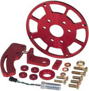 Ignition Systems - Ignition Systems - MSD - Chevrolet MSD Ignition Crank Trigger Kit - Flying Magnet - 8620