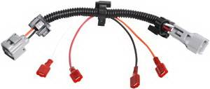 Ignition Systems - Ignition Systems - MSD - Chrysler MSD Ignition Harness - 8884