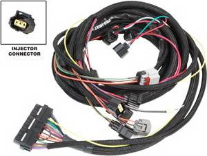 Ignition Systems - Ignition Systems - MSD - Dodge MSD Ignition Harness - 88864