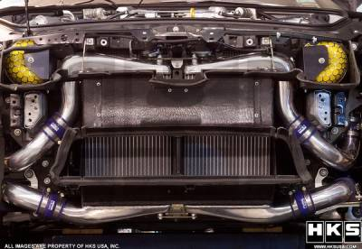 Performance Parts - Intercooler Kit - HKS - Nissan 300Z HKS Intercooler Kit - 1301-N02US
