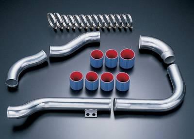 Performance Parts - Intercooler Kit - HKS - Toyota Supra HKS Intercooler Pipe Kit - 1301-RT066US