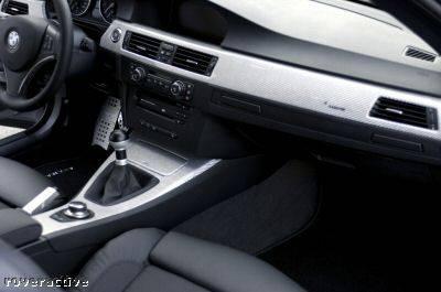Hamann - E92 Interior Trim Carbon
