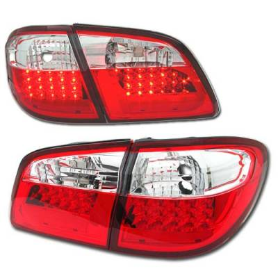 Headlights & Tail Lights - LED Tail Lights - MotorBlvd - Infiniti Tail Lamps