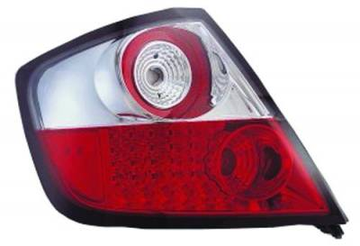 Headlights & Tail Lights - Led Tail Lights - In Pro Carwear - Scion tC IPCW Taillights - LED - 1 Pair - LEDT-2035R2