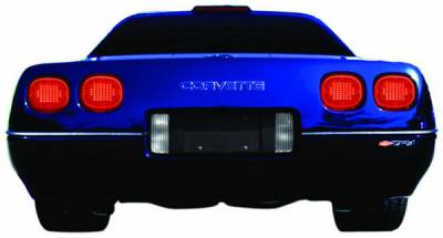 Headlights & Tail Lights - Led Tail Lights - In Pro Carwear - Chevrolet Corvette IPCW Taillights - LED - LEDT-334