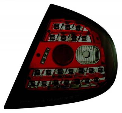 Headlights & Tail Lights - Led Tail Lights - In Pro Carwear - Chevrolet Cobalt 4DR IPCW Taillights - LED - 1 Pair - LEDT-351CS